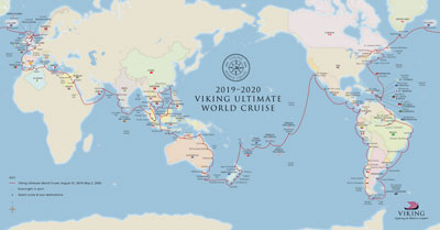 Ultimate World Cruise