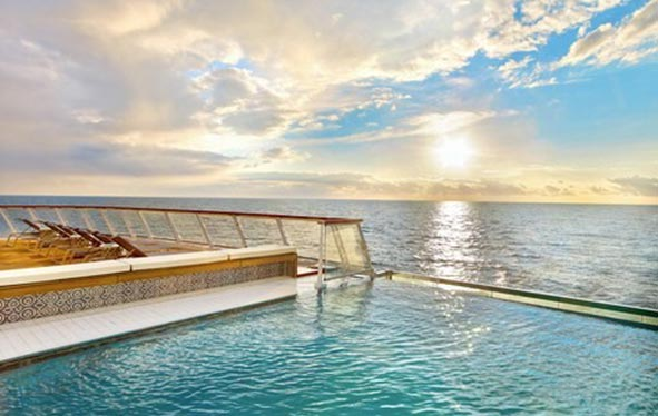 Conde Nast 6 Stress-Free Cruises for First-Timers