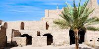 Aqaba Fortress in Aqaba, Jordan