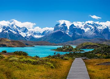 NEW! South America & the Chilean Fjords