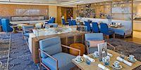 Mamsen's restaurant on board a Viking ocean ship
