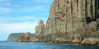 Cliffs of Cape Raoul