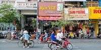 Shops in Hon Chi Minh City