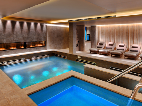 The Spa on board a Viking Ocean vessel
