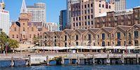 Waterfront buildings, Sydney
