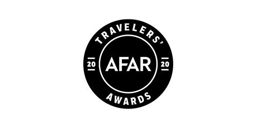 AFAR Travelers' Choice Awards