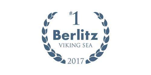Award logo from Berlitz