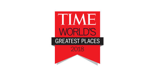 TIME World's Greatest Place 2018 Award