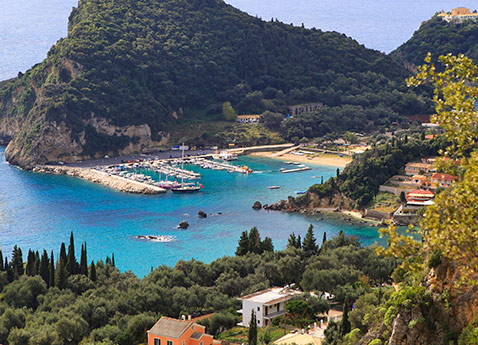 Corfu (Kekira), Greece